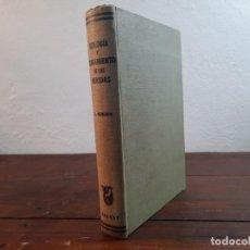 Libros de segunda mano: BIOLOGIA Y TRATAMIENTO DE LAS HERIDAS - DR. LUIS GUBERN SALISACHS - SALVAT EDITORES, 1941, 1ª ED.. Lote 237312345