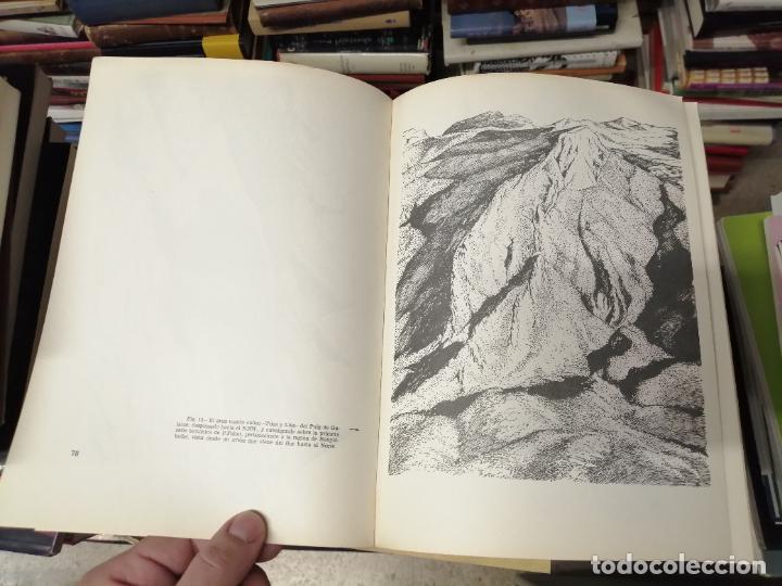 Libros de segunda mano: GEOMORFOLOGÍA DE MALLORCA . EL RELIEVE Y LA FORMA DE SUS MONTAÑAS . GUILLEM COLOM . 1982 - Foto 8 - 239796055