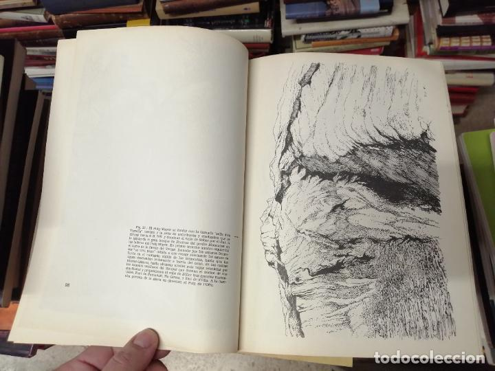 Libros de segunda mano: GEOMORFOLOGÍA DE MALLORCA . EL RELIEVE Y LA FORMA DE SUS MONTAÑAS . GUILLEM COLOM . 1982 - Foto 10 - 239796055