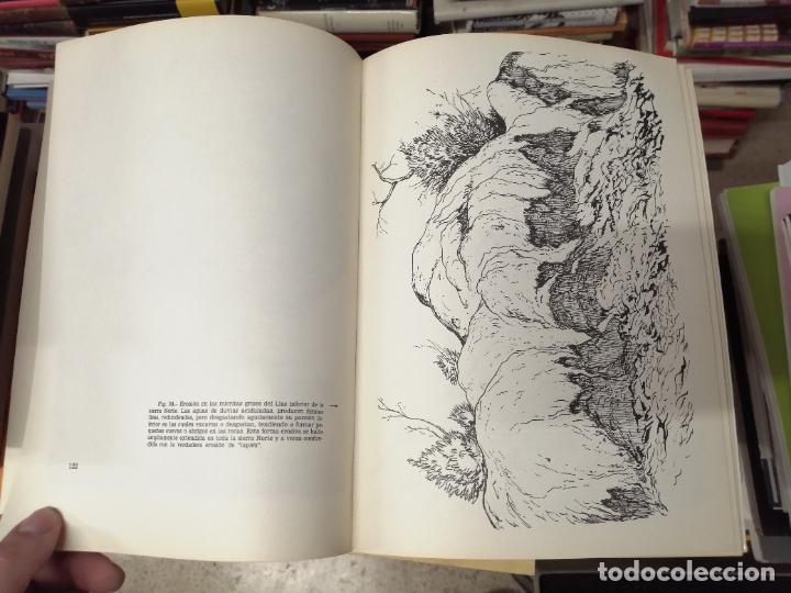 Libros de segunda mano: GEOMORFOLOGÍA DE MALLORCA . EL RELIEVE Y LA FORMA DE SUS MONTAÑAS . GUILLEM COLOM . 1982 - Foto 13 - 239796055