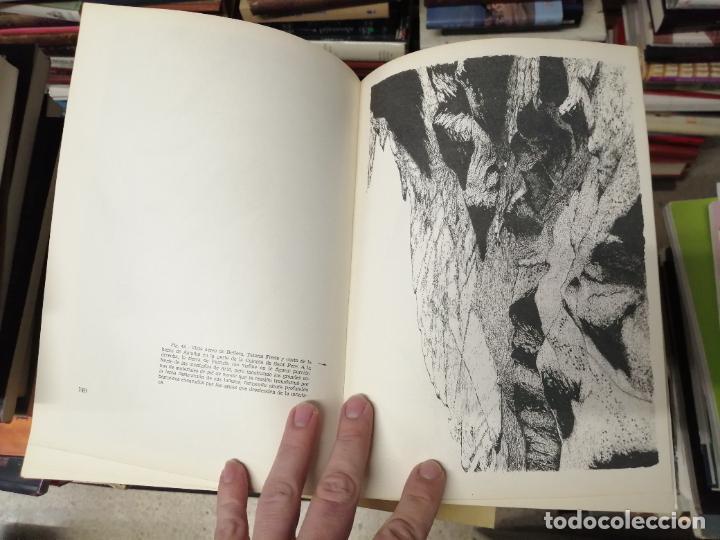 GEOMORFOLOGÍA DE MALLORCA . EL RELIEVE Y LA FORMA DE SUS MONTAÑAS . GUILLEM COLOM . 1982 (Libros de Segunda Mano - Ciencias, Manuales y Oficios - Paleontología y Geología)