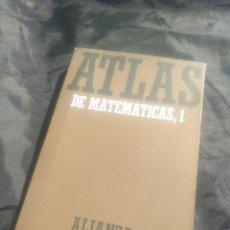 Libros de segunda mano de Ciencias: ATLAS DE MATEMÁTICAS. 1. FRITZ REINHARDT Y HEINRICH SOEDER.. Lote 239815440