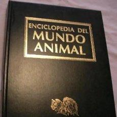 Libros de segunda mano: ENCICLOPEDIA DEL MUNDO ANIMAL. EDICIONES EUROLIBER / ORBIS. 1991. TOMO 11: PECES. NUEVO.. Lote 239986445