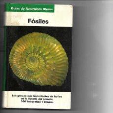 Livros em segunda mão: LIBRO GUIA DE NATURALEZA BLUME FOSILES. Lote 240512830
