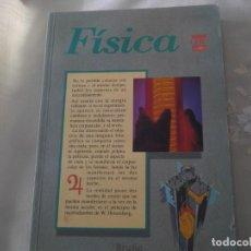 Libros de segunda mano de Ciencias: LIBRO DE FÍSICA DE EDITORIAL BRUÑO. MUY BUEN ESTADO CONSERVACION.. Lote 241402370