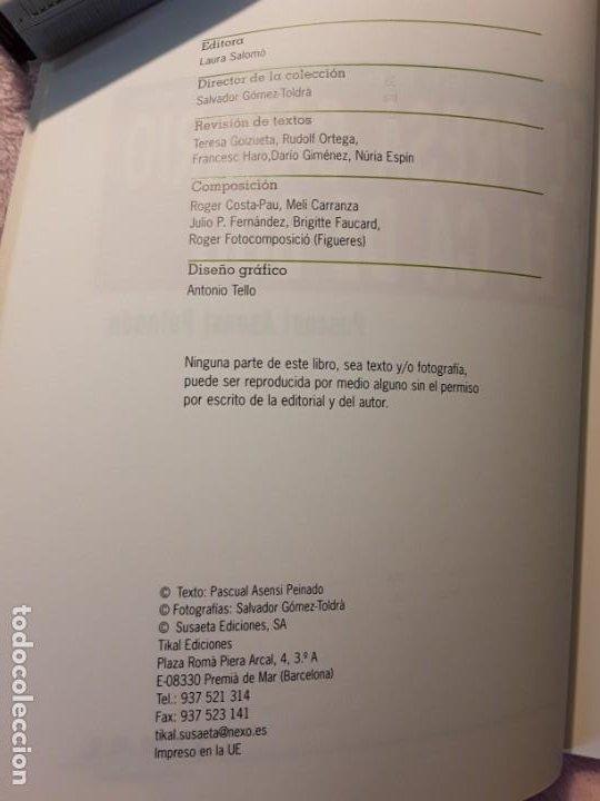 Libros de segunda mano: Dos libros sobre el perro presa canario. Manuel martin y Pascual asensi - Foto 3 - 241447735