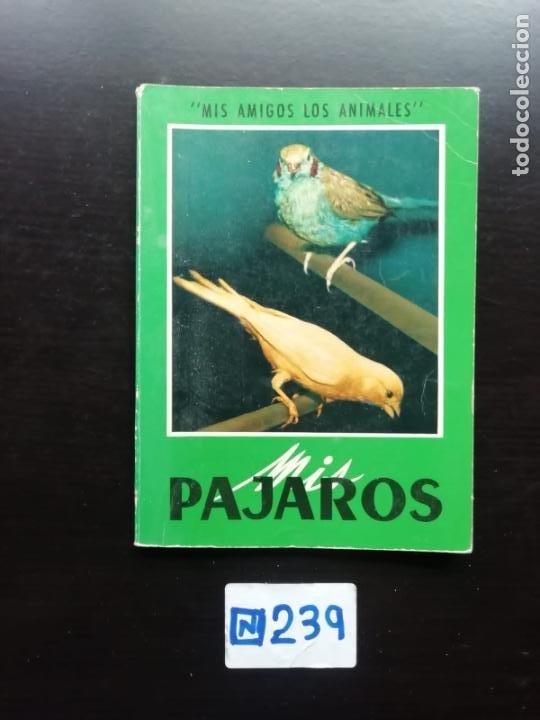 PÁJAROS (Libros de Segunda Mano - Ciencias, Manuales y Oficios - Biología y Botánica)