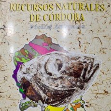 Livros em segunda mão: RECURSOS NATURALES DE CÓRDOBA. FÓSILES ANIMALES. Lote 242019455