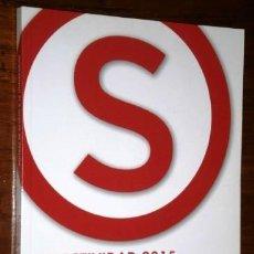 Libri di seconda mano: MATEMÁTICAS APLICADAS A LAS CIENCIAS SOCIALES II SELECTIVIDAD DE 2015 POR ED. ANAYA EN MADRID 2016. Lote 243205480