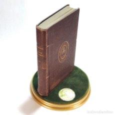 Libros de segunda mano: HISTOIRE MERVEILLEUSE DES ANIMAUX PAR LE P. DE BONNIOT. TOURS. ALFRED CATTIER EDITEUR. 1890.. Lote 244009175