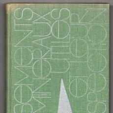 Libros de segunda mano: GISEMENTS DE MINERAUX UTILES ET LEUR PROSPECTION. DOROKHINE, BOGATCHEVA, DROUGININE... MOSCÚ, 1967. Lote 244453640