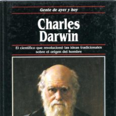 Libros de segunda mano: CHARLES DARWIN, EDICIONES SM. Lote 244533195