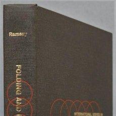 Libros de segunda mano: FOLDING AND FRACTURING ROCKS. RAMSAY. Lote 244690035