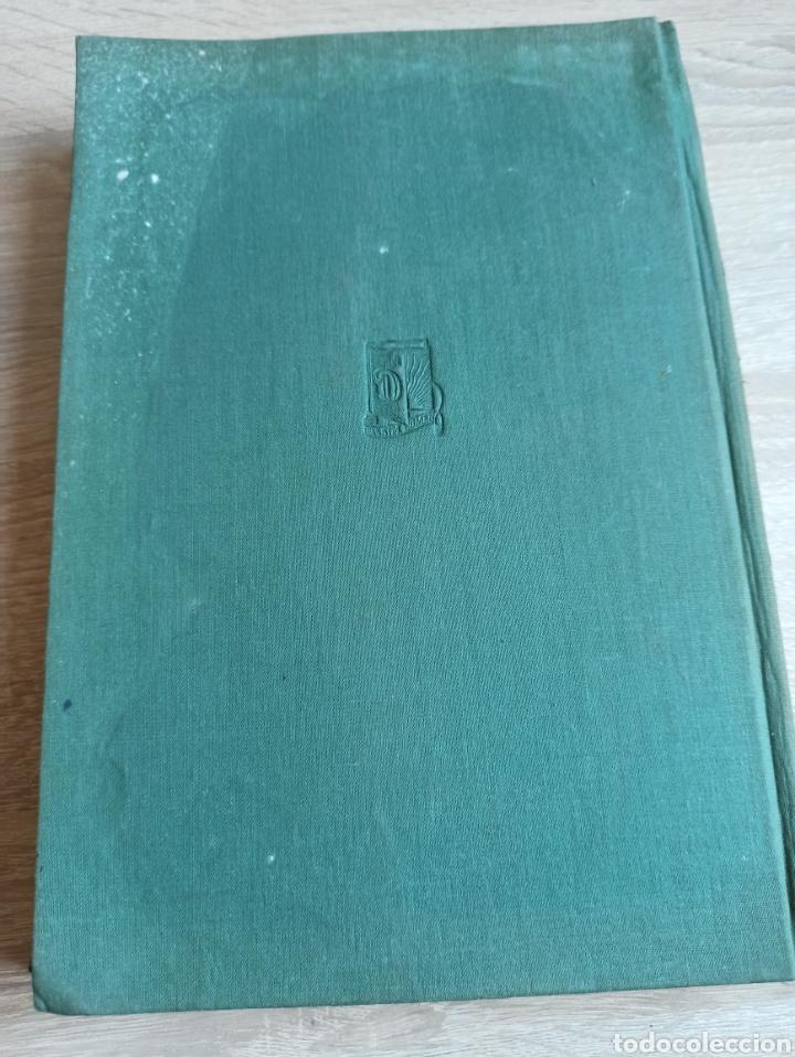 Libros de segunda mano de Ciencias: Cálculo de Estructuras Reticulares Carlos Fernández Casado Editorial Dossat Septima Edición 1958 - Foto 2 - 244713620