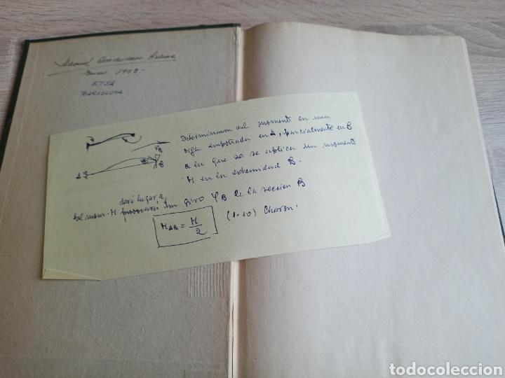 Libros de segunda mano de Ciencias: Cross-Morgan Estructuras continuas de Hormigón Armado Editorial Dossat Firmado por los traductores - Foto 3 - 244714565