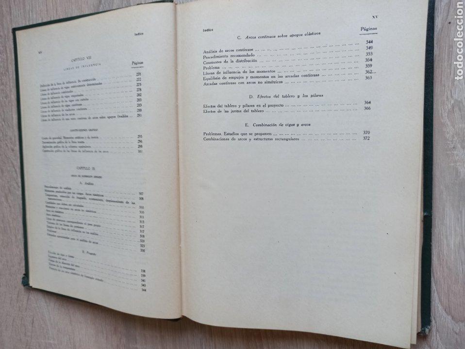 Libros de segunda mano de Ciencias: Cross-Morgan Estructuras continuas de Hormigón Armado Editorial Dossat Firmado por los traductores - Foto 9 - 244714565