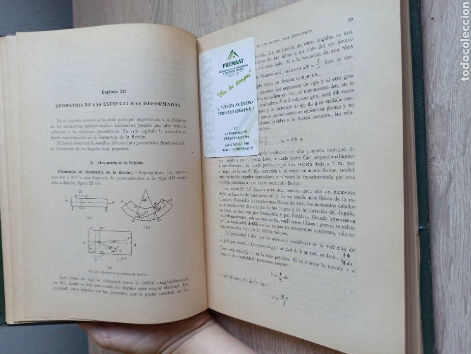 Libros de segunda mano de Ciencias: Cross-Morgan Estructuras continuas de Hormigón Armado Editorial Dossat Firmado por los traductores - Foto 10 - 244714565