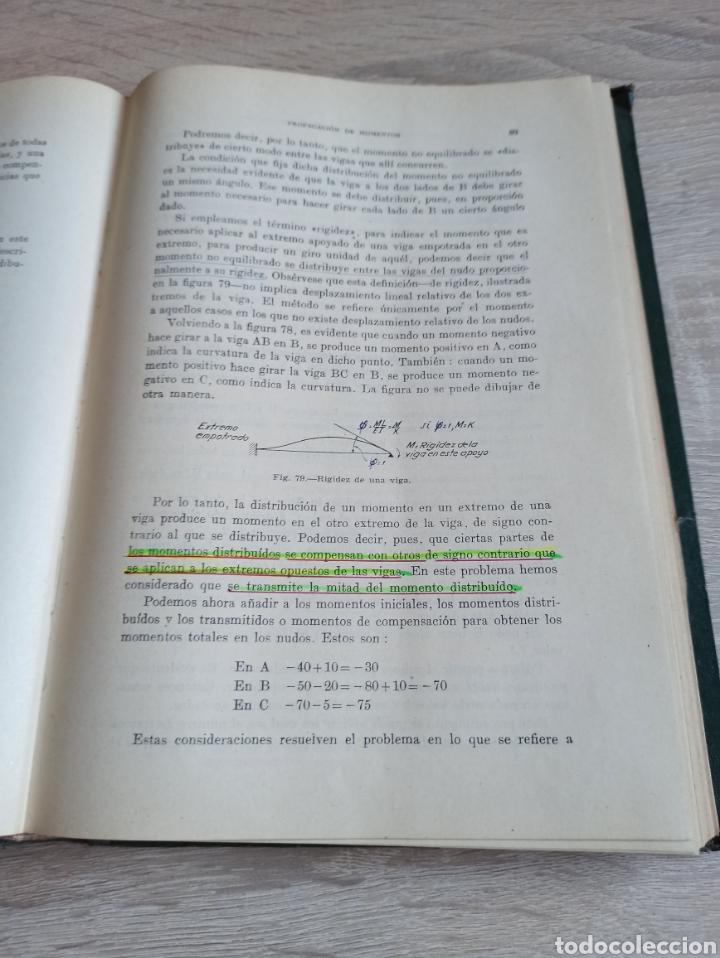Libros de segunda mano de Ciencias: Cross-Morgan Estructuras continuas de Hormigón Armado Editorial Dossat Firmado por los traductores - Foto 11 - 244714565