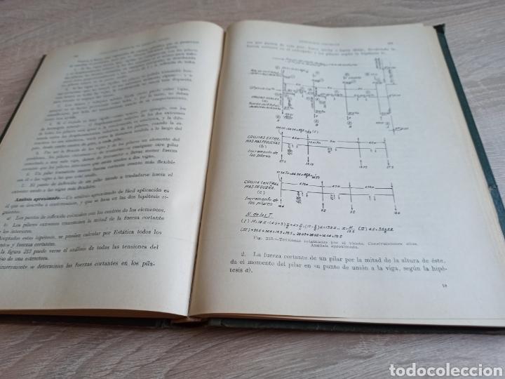Libros de segunda mano de Ciencias: Cross-Morgan Estructuras continuas de Hormigón Armado Editorial Dossat Firmado por los traductores - Foto 13 - 244714565