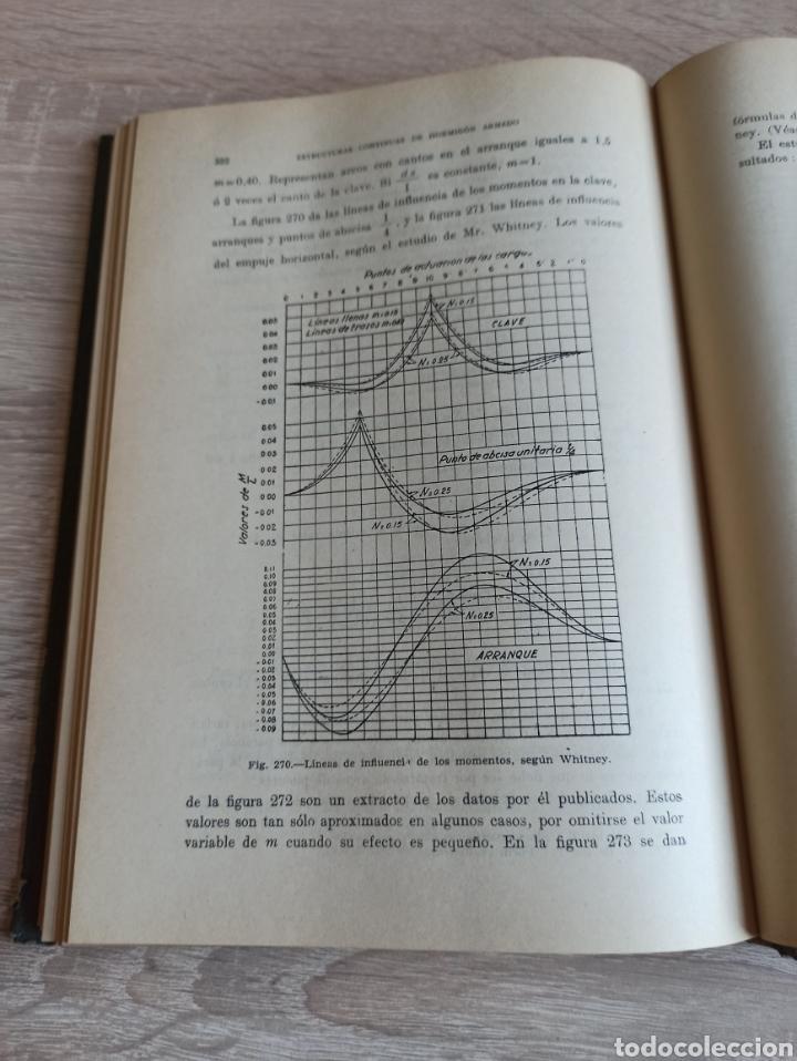 Libros de segunda mano de Ciencias: Cross-Morgan Estructuras continuas de Hormigón Armado Editorial Dossat Firmado por los traductores - Foto 14 - 244714565
