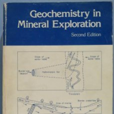 Livres d'occasion: GEOCHEMISTRY MINERAL EXPLORATION. ROSE. HAWKES. WEBB. Lote 244757770