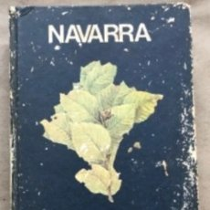 Libros de segunda mano: NAVARRA, GUÍA ECOLÓGICA Y PAISAJÍSTICA. VV.AA. EDITA CAJA DE AHORROS DE PAMPLONA 1980.. Lote 146849758