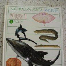 Libros de segunda mano: LIBRO NATURALEZA AMIGA. Lote 245353685