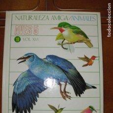 Libros de segunda mano: LIBRO NATURALEZA AMIGA. Lote 245354010