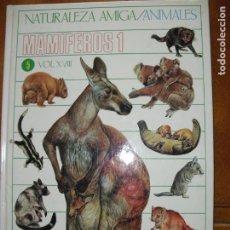 Libros de segunda mano: LIBRO NATURALEZA AMIGA. Lote 245356635