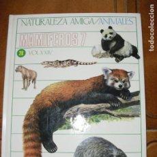 Libros de segunda mano: LIBRO NATURALEZA AMIGA. Lote 245357370
