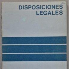 Libros de segunda mano: LEY DE FOMENTO DE LA MINERÍA. Lote 246331375