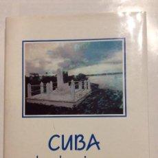 Libros de segunda mano: CUBA DESDE EL MAR VARIOS AUTORES CENTRO DE INVESTIGACIONES MARINAS UNIVERSIDAD HABANA Y UNIVERSIDAD. Lote 246801305