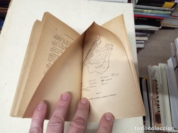 Libros de segunda mano: HISTÒRIA DE LA CONEIXENÇA GEOLÒGICA DE LILLA DE MALLORCA . BARTOMEU DARDER . MOLL . 1946 - Foto 7 - 247443620