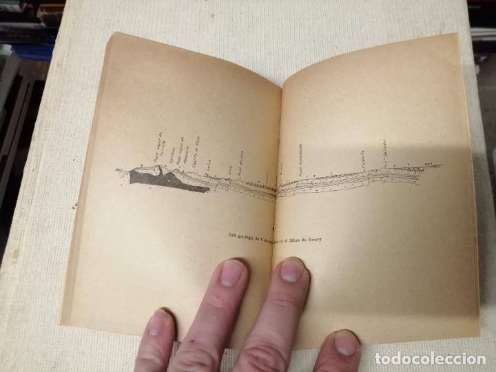Libros de segunda mano: HISTÒRIA DE LA CONEIXENÇA GEOLÒGICA DE LILLA DE MALLORCA . BARTOMEU DARDER . MOLL . 1946 - Foto 9 - 247443620