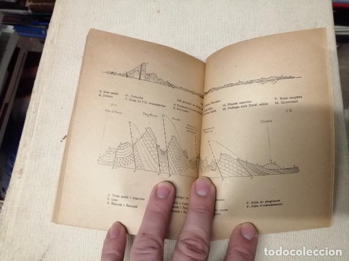Libros de segunda mano: HISTÒRIA DE LA CONEIXENÇA GEOLÒGICA DE LILLA DE MALLORCA . BARTOMEU DARDER . MOLL . 1946 - Foto 10 - 247443620