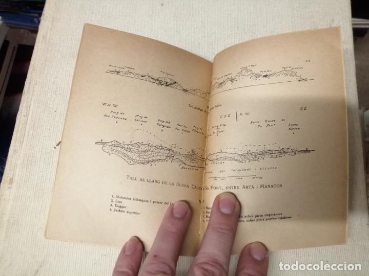 Libros de segunda mano: HISTÒRIA DE LA CONEIXENÇA GEOLÒGICA DE LILLA DE MALLORCA . BARTOMEU DARDER . MOLL . 1946 - Foto 11 - 247443620