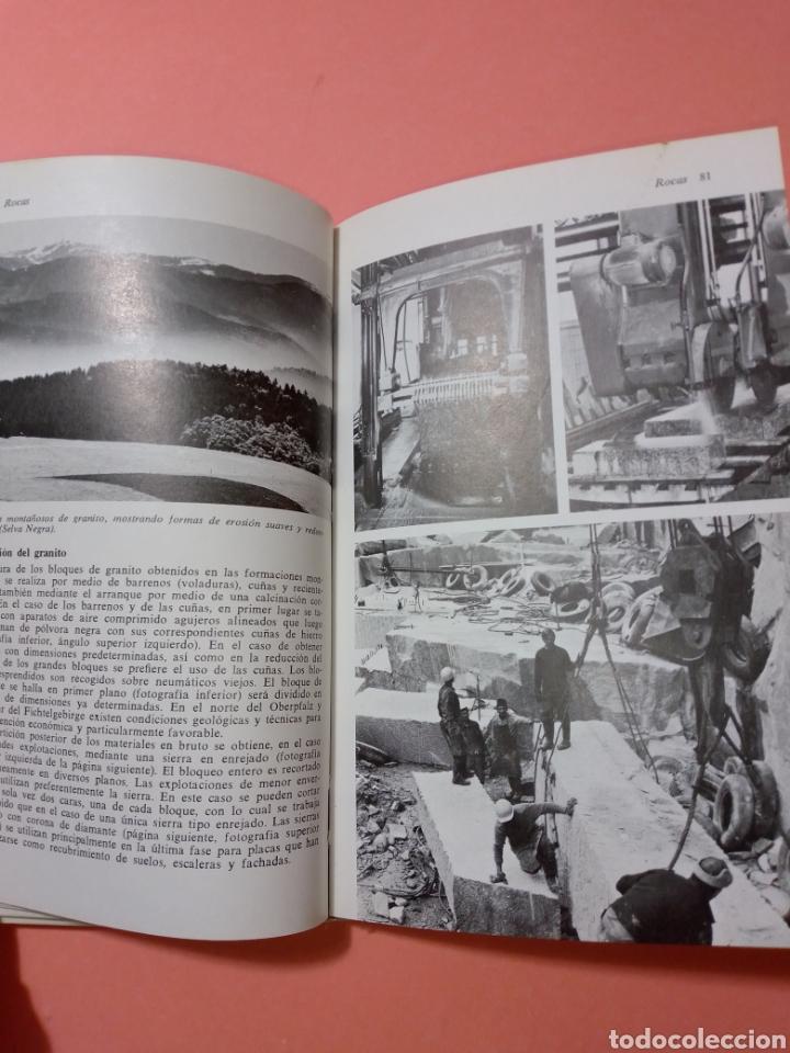 Libros de segunda mano: 1988 ROCAS Y MINERALES, WALTER SCHUMANN, MAS DE 399 FOTOS COLOR, ED. OMEGA, TAPA DURA - Foto 9 - 247568010