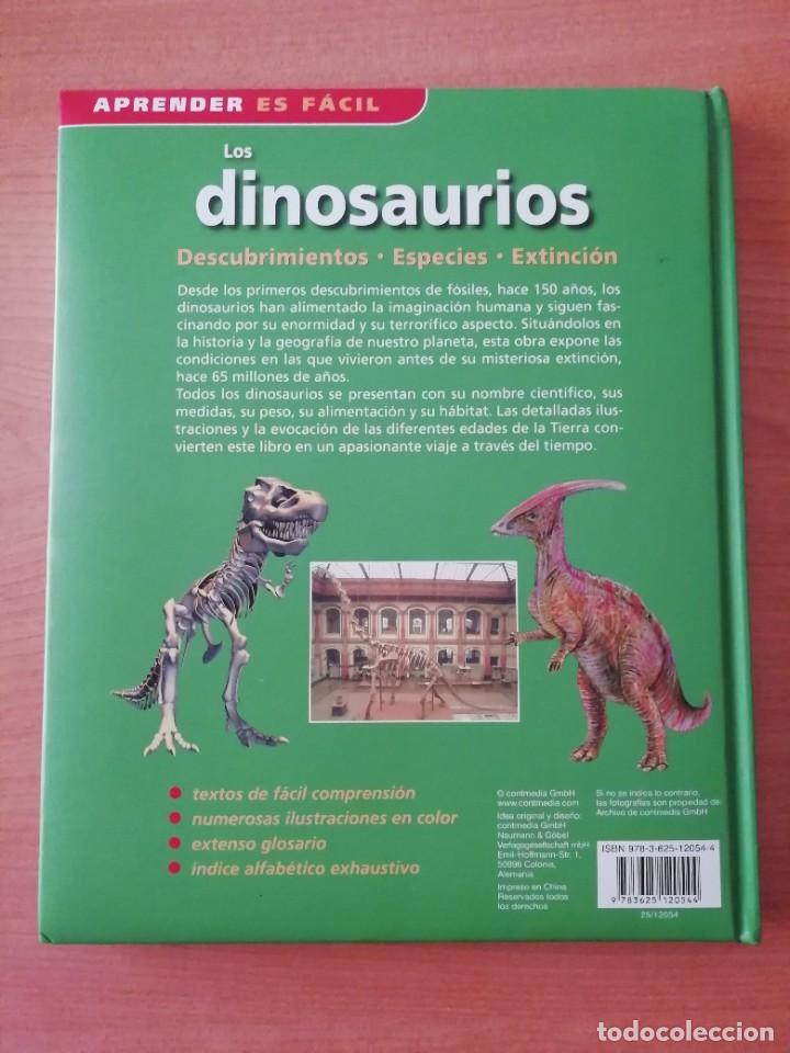 Libros de segunda mano: Los dinosaurios. Descubrimientos, especies, extinción - Foto 2 - 247588995