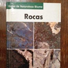 Livros em segunda mão: LIBRO ROCAS - GUIAS DE NATURALEZA BLUME. Lote 248355570