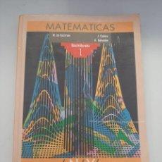 Libros de segunda mano de Ciencias: MATEMATICAS. Lote 249256260