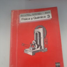 Libros de segunda mano de Ciencias: FISICA Y QUIMICA. Lote 249256295