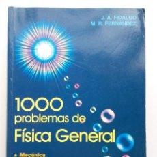 Libros de segunda mano de Ciencias: 1000 PROBLEMAS DE FISICA GENERAL - EDITORIAL EVEREST - 1994. Lote 273006823