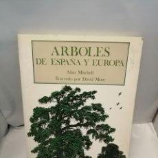Libri di seconda mano: ÁRBOLES DE ESPAÑA Y EUROPA (PRIMERA EDICIÓN). Lote 252271605