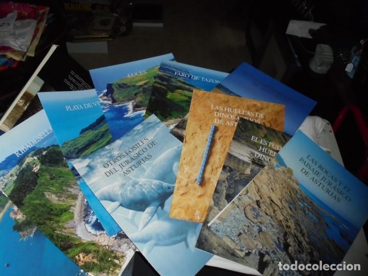 Libros de segunda mano: DINOSAURIOS RUTAS POR EL JURASICO DE ASTURIAS.J.C.MARTINEZ/LIRES/PIÑUELA.LA VOZ DE ASTURIAS 2002 - Foto 5 - 252534205