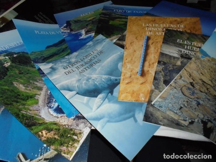 Libros de segunda mano: DINOSAURIOS RUTAS POR EL JURASICO DE ASTURIAS.J.C.MARTINEZ/LIRES/PIÑUELA.LA VOZ DE ASTURIAS 2002 - Foto 6 - 252534205