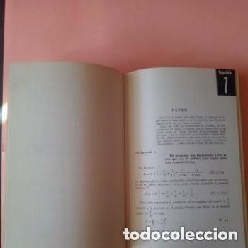 Libros de segunda mano de Ciencias: 1966 EL CALCULO INTEGRAL Y DIFERENCIAL, PERO SI ES MUY FACIL!! MARCOMBO - Foto 3 - 253555615