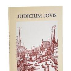Libros de segunda mano: JUDICIUM JOVIS - NIAVIS, PAULUS. Lote 269374003