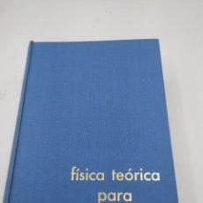 Libros de segunda mano de Ciencias: FÍSICA TEÓRICA PARA INGENIEROS 1971. Lote 254392705