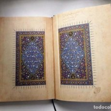 Libros de segunda mano de Ciencias: ¡RARO! GEOMETRÍA DE EUCLIDES-CÓDICE ISLÁMICO DECORADO (S. XIII)-FACSÍMIL ÍNTEGRO. Lote 254452455