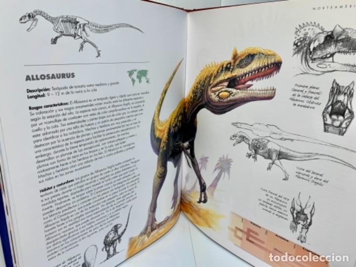 Libros de segunda mano: Dinosaurios. Guía de Campo. Ed. Océano. 1era edición Octubre 2003. Henry Gee, Luis V. Rey. Impecable - Foto 10 - 255004420
